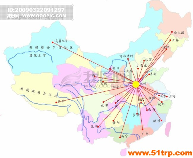 武汉鹤岗地图位置